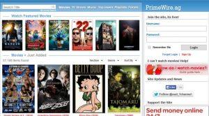Alternative Websites of Putlocker