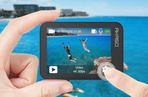 Travel-Friendly Action Camera