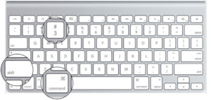 Print Screen on Mac