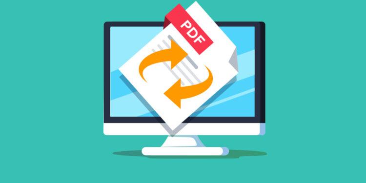 Rotate PDF Documents