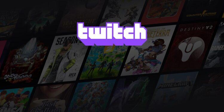 Twitch to Dark Mode