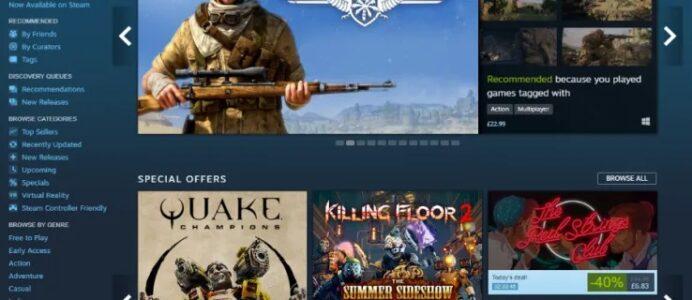 Appear Offline in Steam