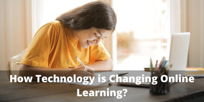 How Technology is Changing Online Learning