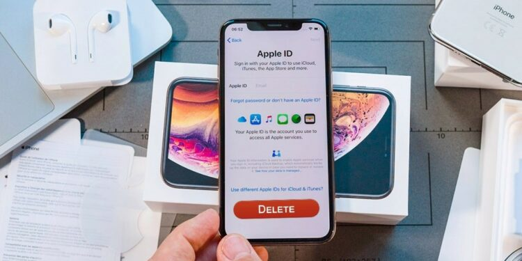 Permanently Delete an Apple ID Account