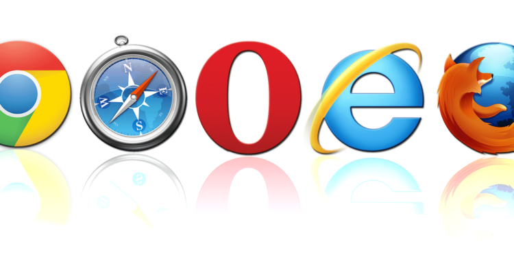 5 Web Browsers