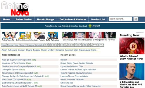 Chia Anime Alternatives to Watch Anime Online
