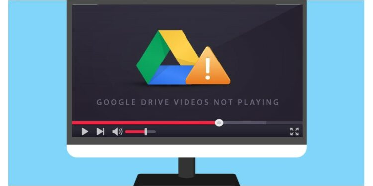 Fix Not Playing Videos on Google Drive