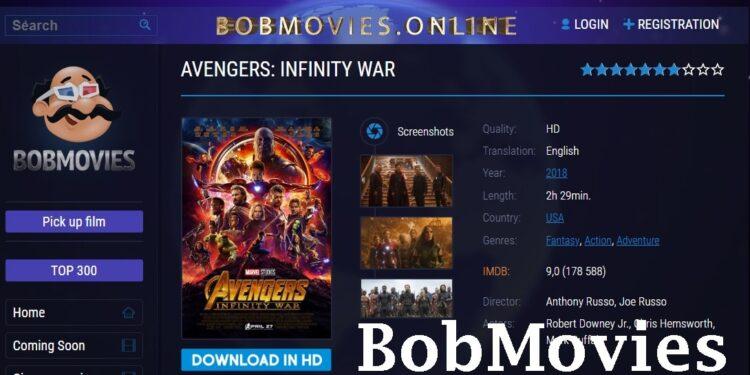 BobMovies alternatives