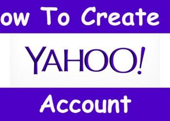 Yahoo email account